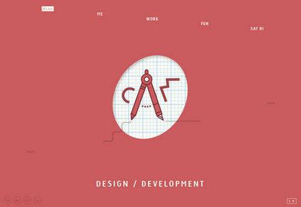 25 Clean Website Designs for Inspiration - Inspirations | le webdesign | Scoop.it