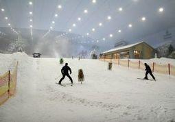 Bientôt une station de ski au coeur de Londres ? | World tourism | Scoop.it