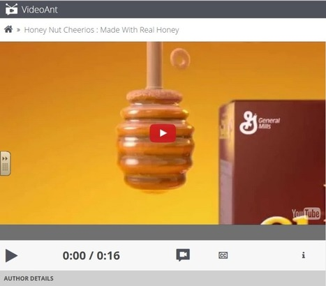 VideoANT: A free video annotation tool | Moodle and Web 2.0 | Scoop.it