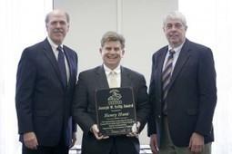 Hunt receives Joseph Kelly Award | Kentucky Teacher | Inquiry & Problem Solving in the Classroom | Scoop.it