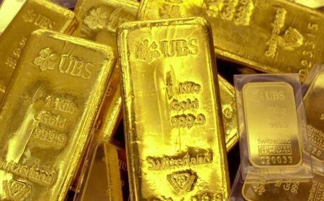 Gold is up ahead Trump's inauguration and May's Brexit speech   La revue de presse CDT   Scoop.it