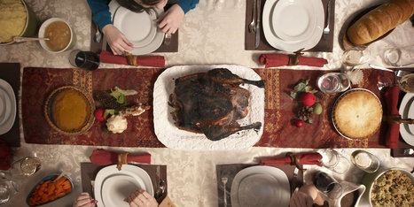 How To Tell If You Ate Too Much On Thanksgiving, In One Chart | Edu's stuff | Scoop.it