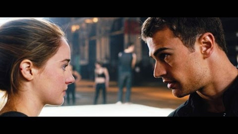 Full Length Divergent trailer shows the future ruins of Chicago | VIM | Scoop.it