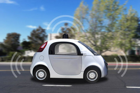 Radio's Future in a Self-Driving Car | Radio Intelligence | iNNOV8 | Scoop.it