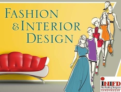 Fashion And Interior Design Course In Gujarat
