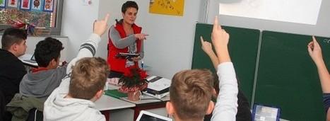 Lehrerin hofft auf besseres Wlan | Tablet-PC im Unterricht | Scoop.it