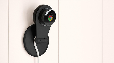 Welcome to 1984? Google acquires home security camera company Dropcam | Disruptive Innovation | Scoop.it
