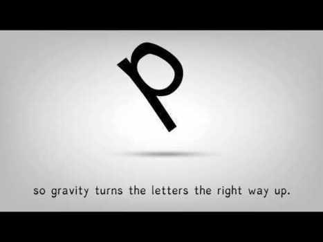 Graphisme & interactivité blog par Geoffrey Dorne » Dyslexie et typographie : comment simplifier la lecture aux dislexiques par la typographie ? | ASH et information documentation | Scoop.it