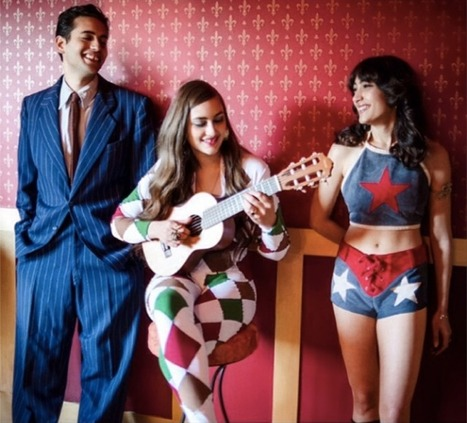 "Kitty, Daisy & Lewis ""The Third"", nuevo disco y gira española 2015 - Dirty Rock 