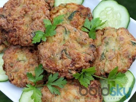 Spicy Dhaniya Vada Recipe   The Butter   Scoop.it