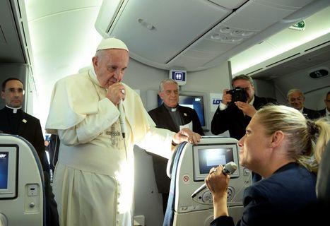 Pape François: «Si je parle de violence islamique, je dois parler de violence catholique»   osez la médiation   Scoop.it