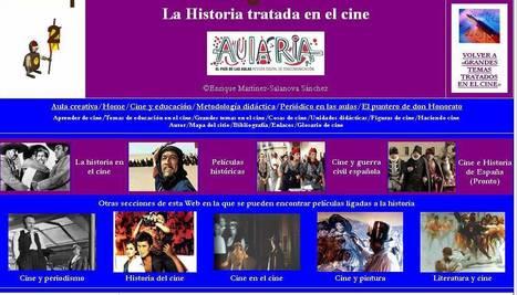 La Historia tratada en el cine | Bibliotecas Escolares do S. XXI | Scoop.it