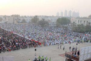 حشود تؤكد: مطالبنا ديمقراطية سلمية | محليات - صحيفة الوسط البحرينية - مملكة البحرين | Human Rights and the Will to be free | Scoop.it