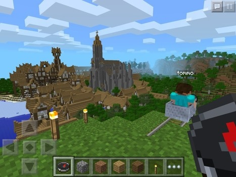 Minecraft: Pocket Edition made more money on Christmas Day than any other iOS app   #Digitalanyheter   Scoop.it