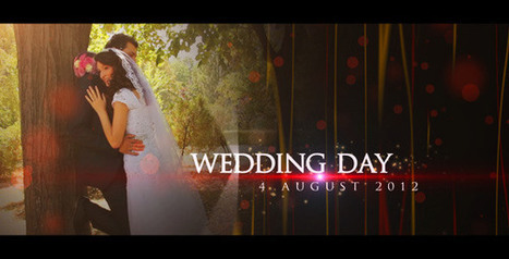 Wedding Teaser After Effects Templates Free Dow