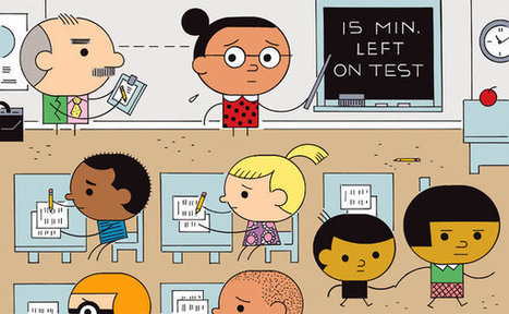 'The Test,' by Anya Kamenetz - NYTimes.com | Common Core and English Language Learners | Scoop.it