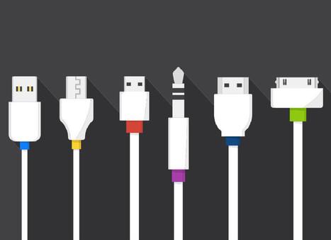 La web para qué cables son necesarios para conectar dos dispositivos | Educacion, ecologia y TIC | Scoop.it
