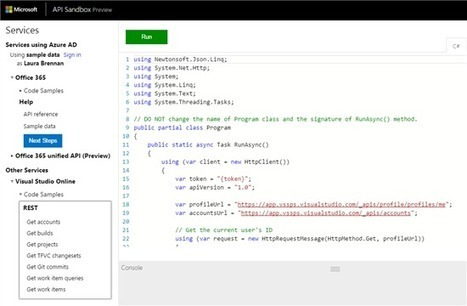 Extensions for Visual Studio Online, REST APIs for TFS 2015 RC, and more from Build 2015 - Microsoft Application Lifecycle Management - Site Home - MSDN Blogs | Visual Studio ALM | Scoop.it
