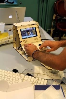 Construcción de una máquina recreativa con Raspberry Pi y MAME ... | InternetdelasCosas | Scoop.it