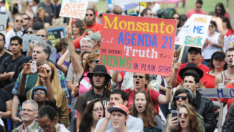 Global march challenges Monsanto's dominance: LIVE UPDATES — RT News | GMOs | Scoop.it