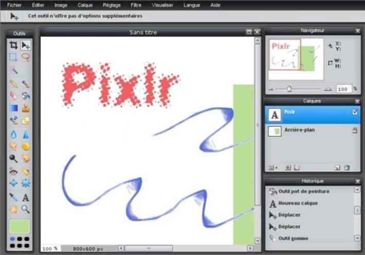 Pixlr : excellent éditeur d'images en ligne | TIC et TICE mais... en français | Scoop.it