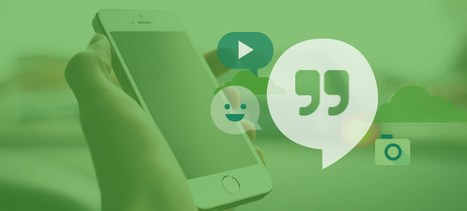 How to Run a Google+ Hangouts Series | Educational Use of Social Media | Scoop.it