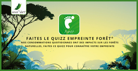 Faites le Quizz Empreinte Forêt® | Shabba's news | Scoop.it
