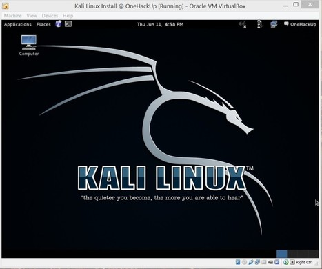 How to access deep web using tor tech how to how to run kali linux on virtualbox windows ccuart Image collections