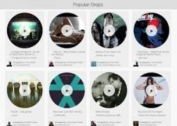 SongDrop. Une discotheque de votre musique en ligne.   Geek or not ?   Scoop.it