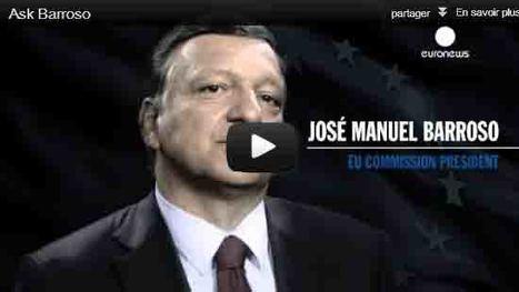 Une question sur l'Europe ? Posez la directement au Président de la Commission Européenne, José-Manuel Barroso | Responsabilité sociale des entreprises (RSE) | Scoop.it