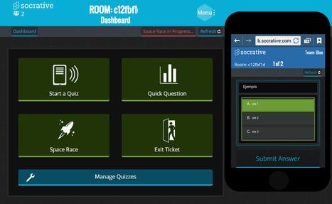 ¿Smartphones en el aula? 3 aplicaciones que te convencerán   ojulearning.es   Algo donde aprender   Scoop.it