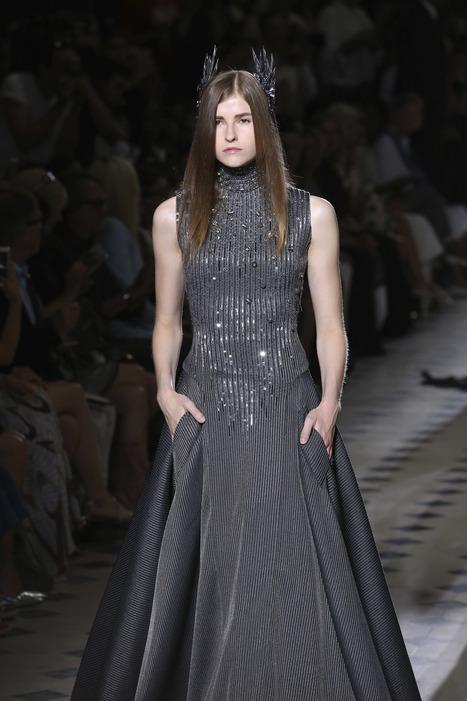 FashionLab et Julien Fournié présentent des accessoires couture en 3D | FashionLab | Scoop.it