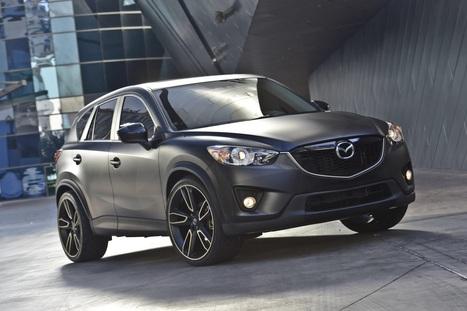 2014 Mazda CX-3 Small Crossover | Auto Blog | News | Scoop.it