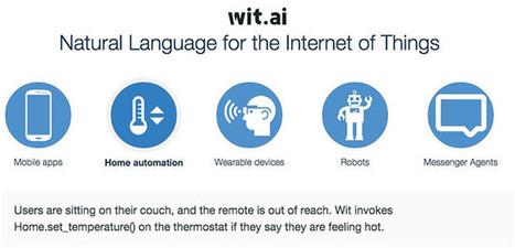Wit.ai tiene una idea ambiciosa: reconocimiento de voz para todo tipo de proyectos | Internet de las cosas | Scoop.it