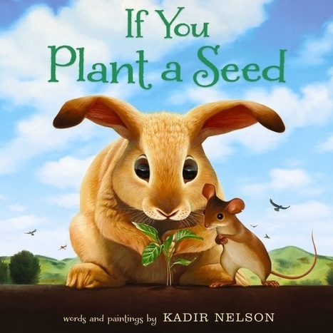 Librarian's Quest: What Will You Grow? | All Things Caldecott | Scoop.it
