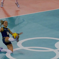 This Is The Coolest Volleyball Play We've Ever Seen   Hannah's volleyball   Scoop.it