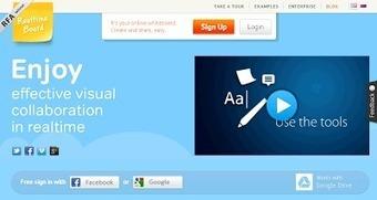 Realtime Board: fem presentacions col·laboratives? | Posts d'Educació i les TIC | Scoop.it