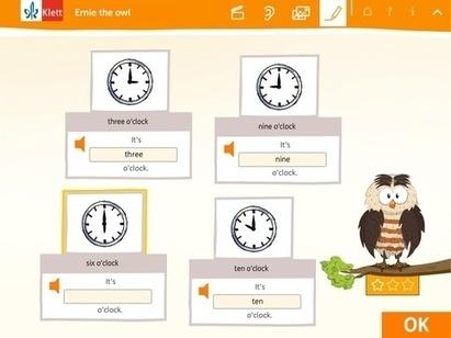 Ernst Klett Verlag: Neue Apps zum Englischlernen - bildungsklick.de | Tablet-PC im Unterricht | Scoop.it