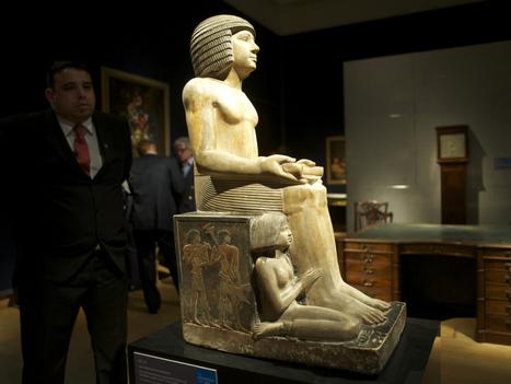 Six things about Sekhemka | Egyptology and Archaeology | Scoop.it
