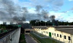 Trail of slaughter in prisons shocks Brazilians as gang war explodes | Library@CSNSW | Scoop.it
