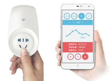 BroadLink SP2 Wi-Fi Smart Socket for iOS and Android Adds Support for Energy Monitoring, Motion Sensing | Embedded Electronic | Scoop.it