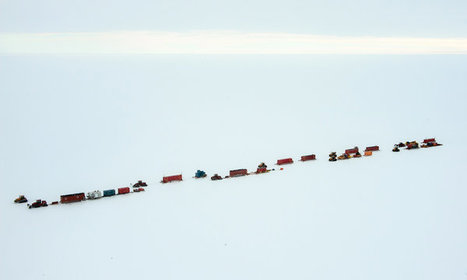 Wissard Project Seeks Signs of Life Under Antarctica | In Deep Water | Scoop.it