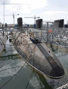 Revealed: secret plan to dump nuclear submarines at sea - Rob Edwards | YES for an Independent Scotland | Scoop.it