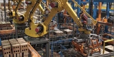 La France manque de robots industriels | Robolution Capital | Scoop.it