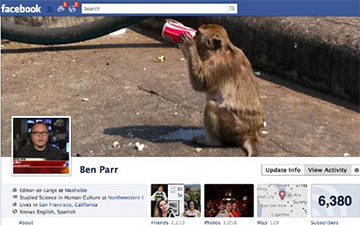 Facebook's New Profiles: First Impressions | Social on the GO!!! | Scoop.it