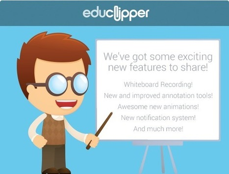 Educational Technology Guy: educlipper Social Web Clipper iPad app Gets Even More Great Features | iPads in the Elementary Library | Scoop.it