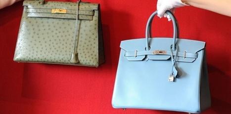 6926994236fd Les sacs Hermès s arrachent aux enchères et se vendent parfois mieux qu en  magasin.