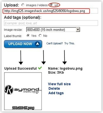 How to View ImageShack Direct Link Images Without an Account | Time to Learn | Scoop.it