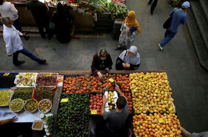 ALGERIA to reduce income tax amid soaring food prices