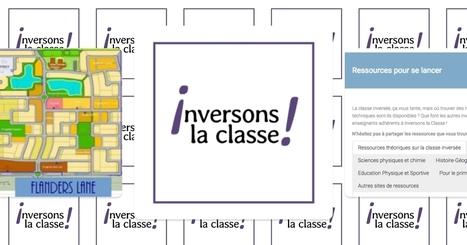 classe inversée 10 ressources pour se lancer | Education-andrah | Scoop.it